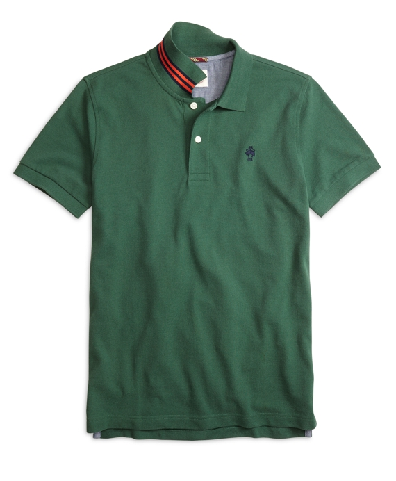 Performance Polo Shirt Green
