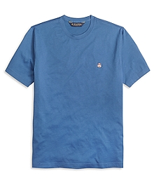 Supima® Cotton Crewneck Tee Shirt