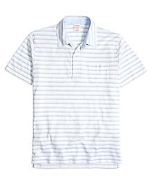 Original Fit Thin Stripe Polo Shirt