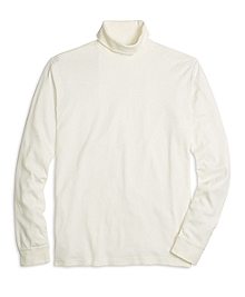 Supima® Cotton Turtleneck