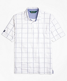 St. Andrews Links Tattersall Golf Polo Shirt