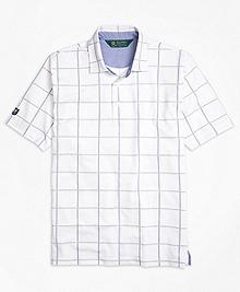St. Andrews Links Tattersall Golf Polo Shirt