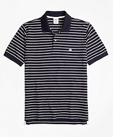 Golden Fleece® Original Fit Performance Stripe Polo Shirts