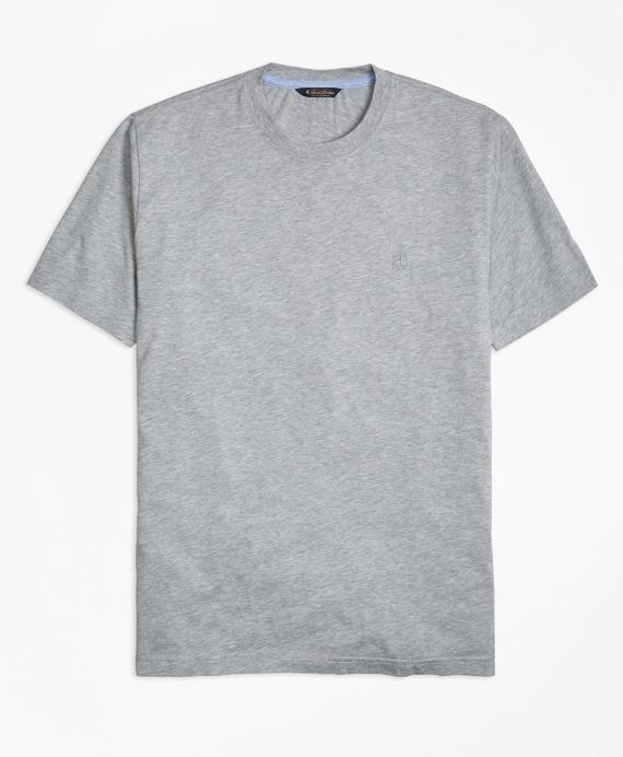 Supima® Cotton T-Shirt Grey