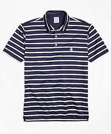 Original Fit Bar Stripe Performance Polo Shirt