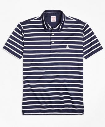 Original Fit Bar Stripe Performance Polo Shirt