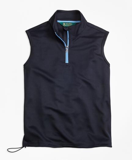 St Andrews Links Interlock Golf Vest