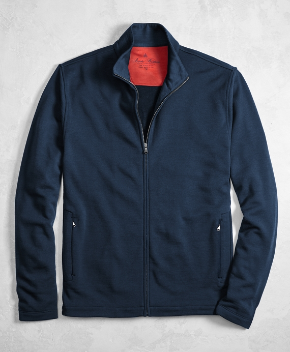 Golden Fleece® BrooksTech™ Merino Wool Performance Full-Zip