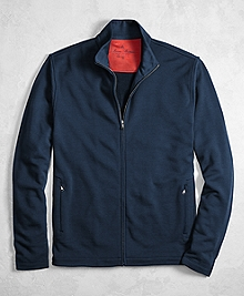 Golden Fleece® BrooksTech Merino Wool Performance Full-Zip