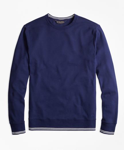 Supima® Cotton Crewneck Sweatshirt