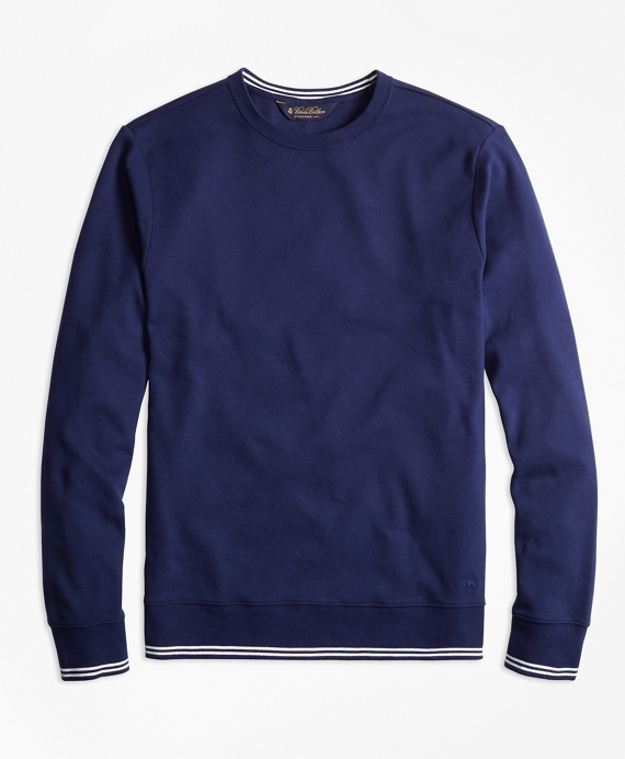 Supima® Cotton Crewneck Sweatshirt