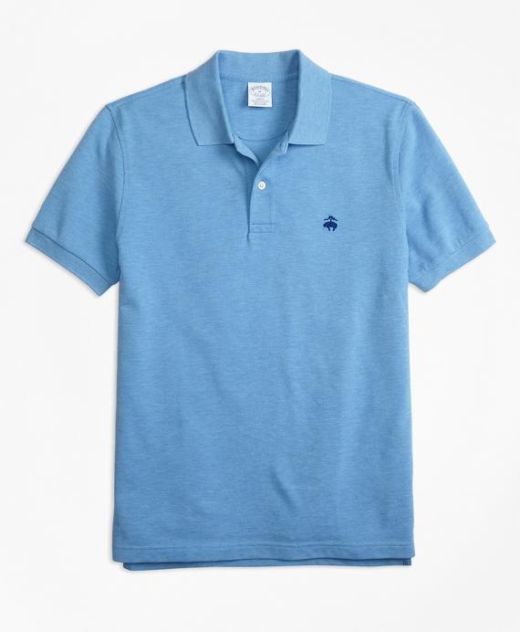 Slim Fit Supima® Cotton Performance Polo Shirt