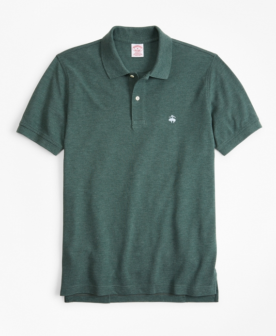 Original Fit Supima® Cotton Performance Polo Shirt Green