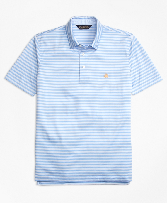 Original Fit Bird's-Eye Self-Collar Polo Shirt