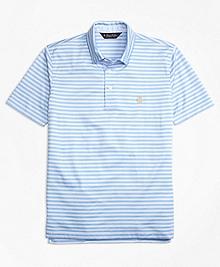 Original Fit Bird's-Eye Self-Collar Polo Shirt