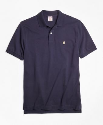 Original Fit Supima® Cotton Performance Polo Shirt-Basic Colors