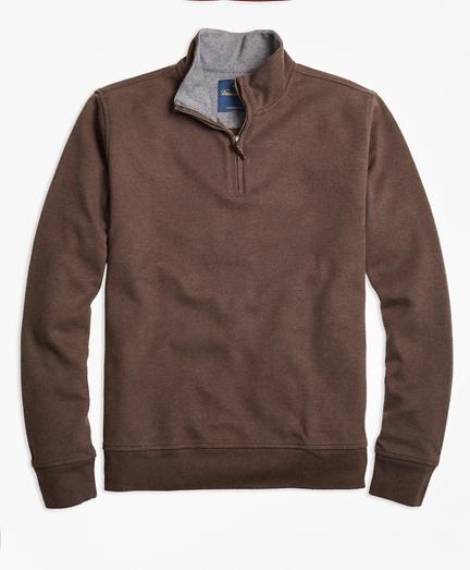 Supima® Cotton Half-Zip