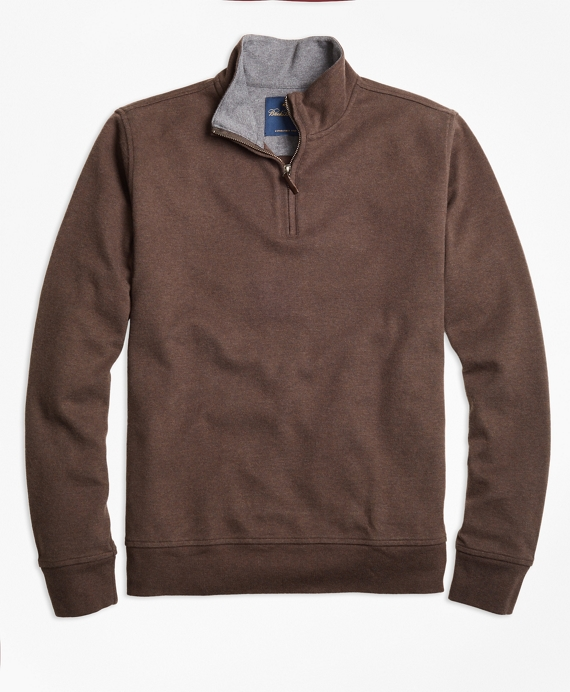 Supima® Cotton Half-Zip