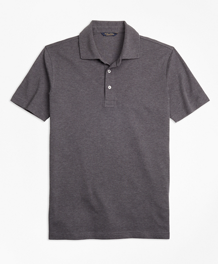 Original Fit Supima® Cotton Interlock Polo Shirt