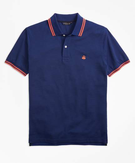 Slim Fit Supima® Polo Shirt
