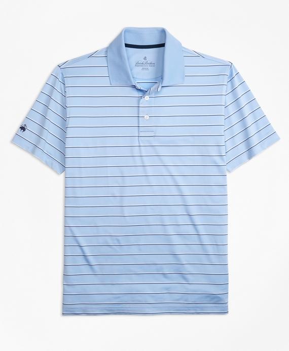 Performance Series Multi-Stripe Polo Shirt