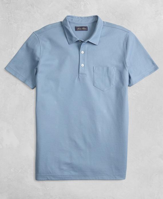 Golden Fleece® Short-Sleeve Polo Shirt Blue