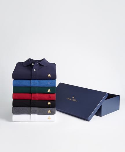 The Classics - Seven-Piece Original Fit Performance Polo Gift Set