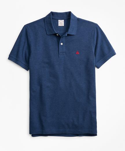 Extra-Slim Fit Supima® Cotton Performance Polo Shirt