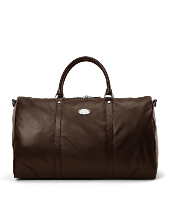 Soft Duffel Bag Brown
