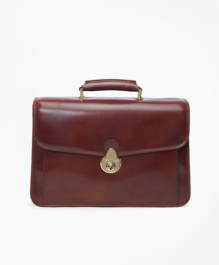 Single Gusset Classic Briefcase