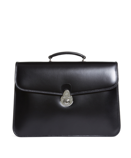 Double Gusset Classic Briefcase