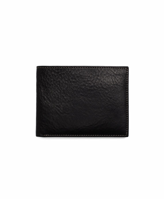 Pebble Slim Billfold Black