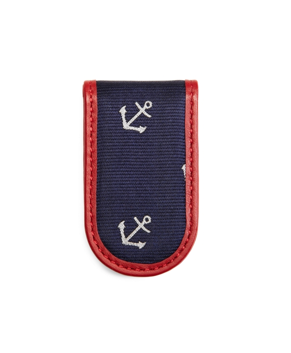 Anchor Repp Magnetic Money Clip Navy-White