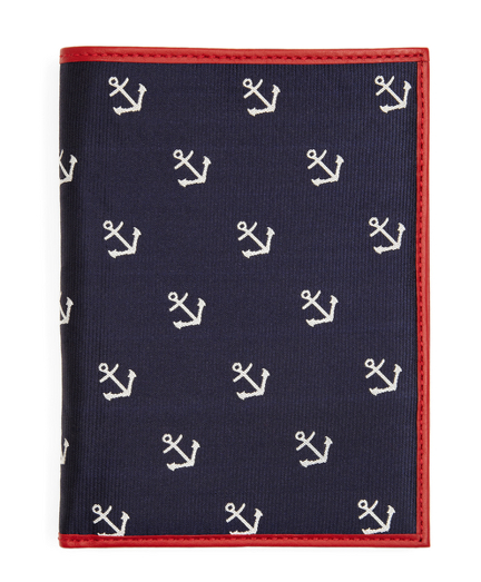 Anchor Repp Passport Case