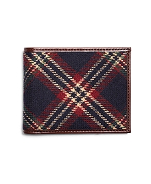 Signature Tartan Wallet