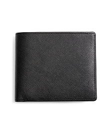 Saffiano Leather Euro Wallet