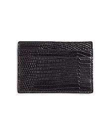 Lizard Slim Card Case