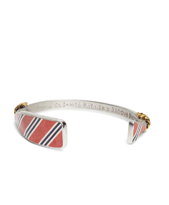 Kiel James Patrick BB#1 Stripe Oar Bangle