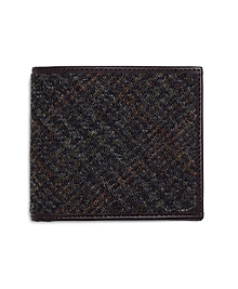Harris Tweed Euro Wallet