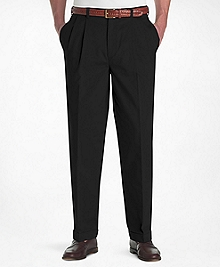 Elliot Fit Pleat-Front Lightweight Advantage Chinos®