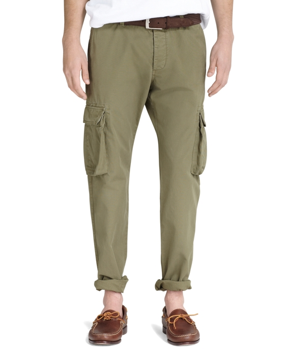 Winter Warrior Cargo Pants Army Green