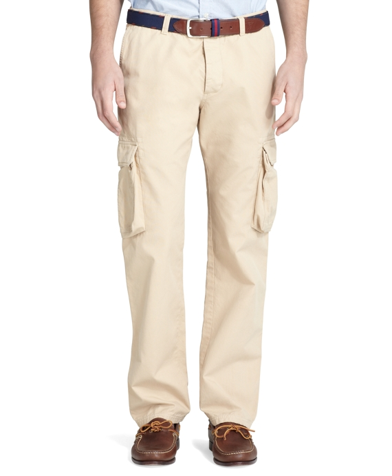 Winter Warrior Cargo Pants Khaki
