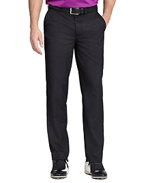 St Andrews Links Plain-Front Golf Pants