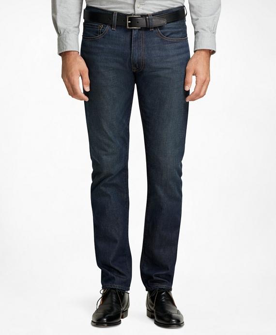 Supima® Denim Slim Fit Jeans