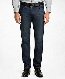Supima® Denim Slim Fit Jeans