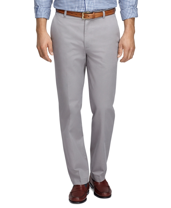Clark Fit Vintage Washed Chinos Grey