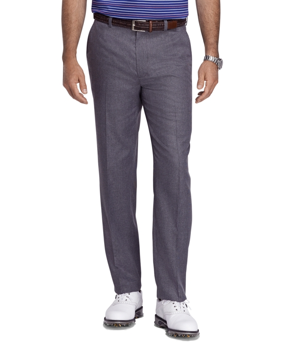 St. Andrews Links Novelty Pants Black