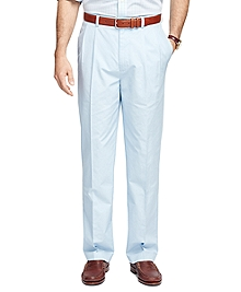 Elliot Fit Supima® Cotton Poplin Pants