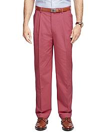 Elliot Fit Supima® Cotton Poplin Pants
