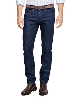 Selvedge Denim Slim Fit Jeans